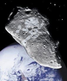 La gravedad de la Tierra podría atraer a un mortífero asteroide
