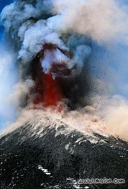 Un super volcan amenaza la civilización